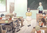 Read in the class by lurazeda