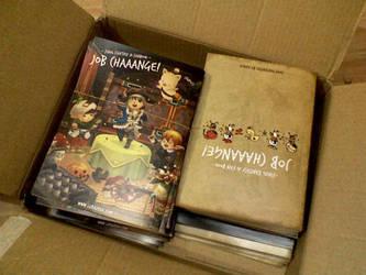 FFXI fanbook by lurazeda
