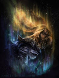Entwined souls by FelisGlacialis