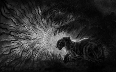 Swirls of Fear by FelisGlacialis