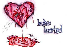 Broken-Hearted by torngemini
