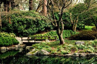 Nitobe Gardens by torngemini