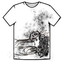 Flowery Breeze Shirt by torngemini