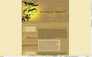 Petals of Twilight Skin by torngemini