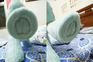 My new pony pattern! 15 inch Mare  Plushie by astuyasiroh09