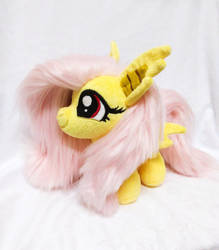Flutterbat plush for sell on Etsy by astuyasiroh09