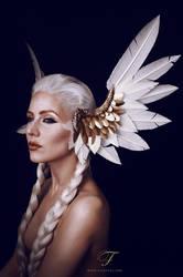 Valkyrie headdress by Fairytas
