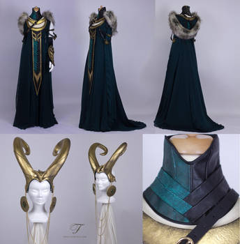 Lady Loki by Fairytas