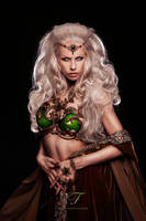 Emerald Enchantress Armor by Fairytas