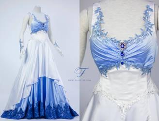 Korra wedding dress by Fairytas