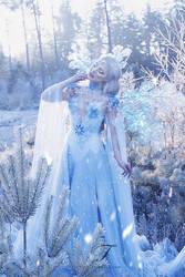 Frost Fairy by Fairytas