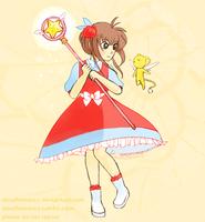 Sakura by doodlemancy