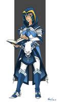 Sailor Knights - Super Sailor Mercury by Alioxinfri