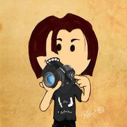 Digitally drawn id by ReY-Yaro