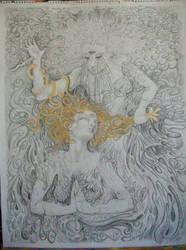 MADONNA equals MEDUSA (c) 2002 HEA / NoirNoize by noirnoize