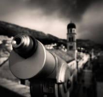 Dubrovnik betwen lenses... by denis2