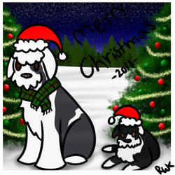 Christmas Card |Secret Santa by ReddWater