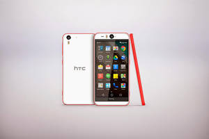 HTC Desire EYE Mockup by freepsdbay