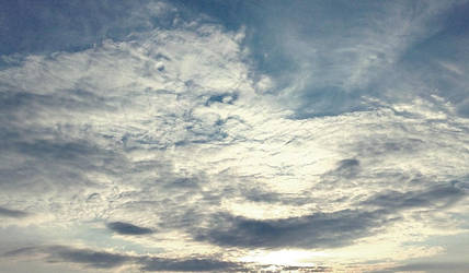 Sky Today by AbbeyAlluree