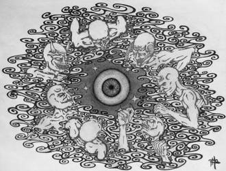 Tattoo Commission by kashimitsu