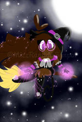 Witch  by MizzRandomSenpai