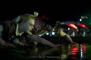 Little Sisters 01 by static-sidhe