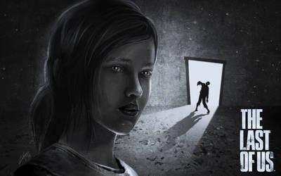 Ellie - The Last of Us by Lukecfc