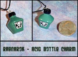 Ragnarok - Acid Bottle Charm by YellerCrakka