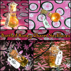 Bee Mine - Honey Love Potions by YellerCrakka