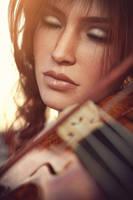 [DAZ3D] - Triss Merigold by PSK-Photo
