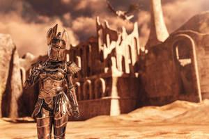 [DAZ3D] - Early Days - Knight by PSK-Photo