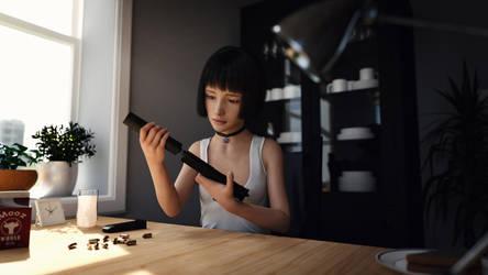 [DAZ3D] -  Mathilda Lando by PSK-Photo