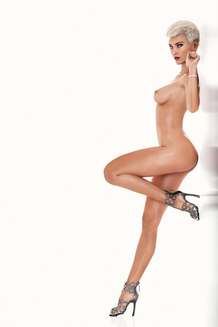 [DAZ3D] - Nude by PSK-Photo