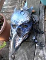 Tengu Mask by Relotixke