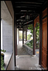 Portland Chinese Gardens VII by davidmoakes