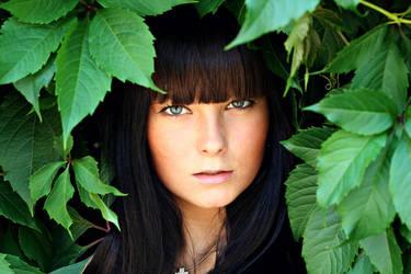 elf girl by johnberd