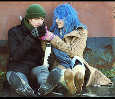 Eternal Sunshine of the Spotle by johnberd