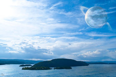 Planet over Norway by KennethJensen