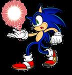 Sonic Adventure - Hint Orb by Trinityinyang