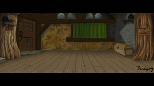 Sleeping Beauty - Woodcutter's Cottage by Trinityinyang