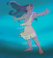 Disney Male Pocahontas by Trinityinyang