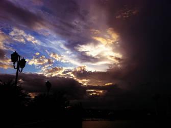 Crane's Roost Sunset, Part II by danceafterdark