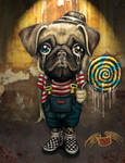 The Cruel World of Dogface Boy by mr-biggs