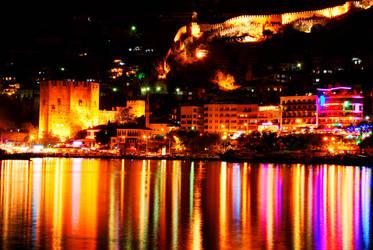 alania castle by sezp