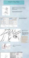 Coloring tutorial part 1 by Kazuki99