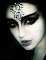 Midna Makeup by x-RETROspecs-x