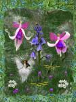 Flower Fairies by LindArtz