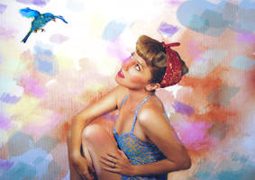 Softly Summer by LindArtz