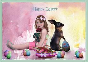 Happy Easter by LindArtz