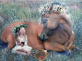 My Little Love by LindArtz
